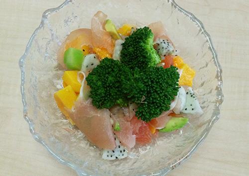 フルーツとお野菜のソースシャンティ